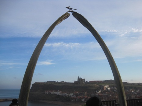 The iconic Whalebone Arch