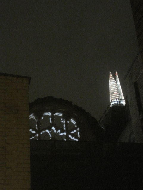 The Shard is visible everywhere!