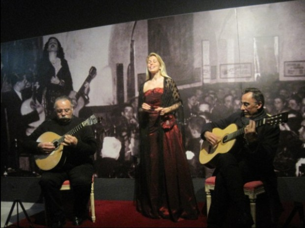 A wonderful live performance