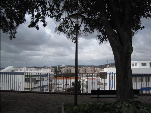 The view across to Nossa Senhora da Piedade