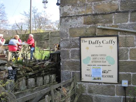 The Daffy Caffy!