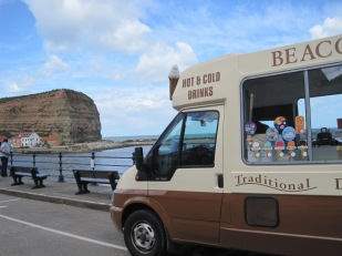 And even for those who like to be near the icecream van