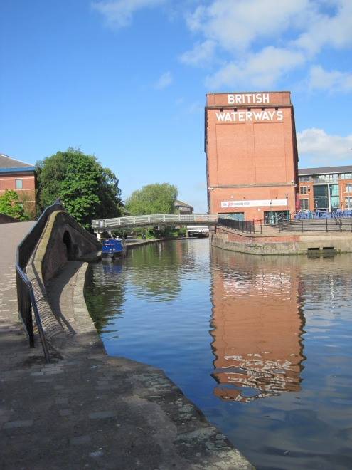 The British Waterways building