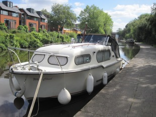 Or a smart canal cruiser