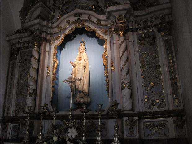 Peaceful in prayer
