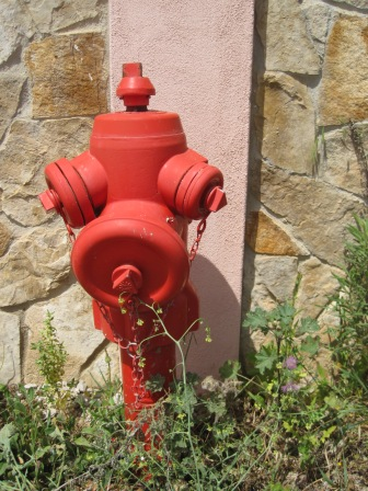 Ignore this fire hydrant at your peril!
