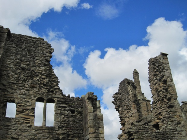 The ruins of Finchale Priory