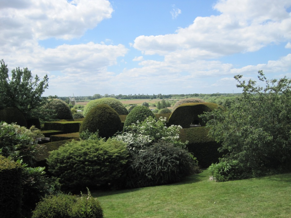 And how about this for a view? (can you spot the windmill?)