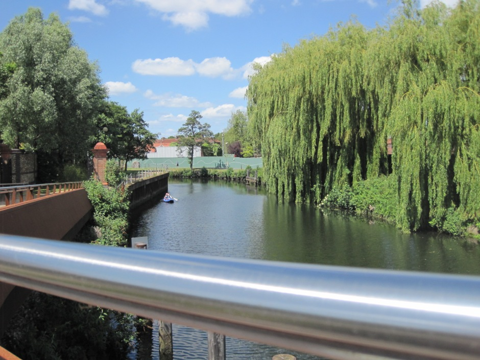A first look at the River Wensum