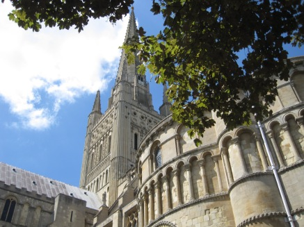 The mighty Cathedral