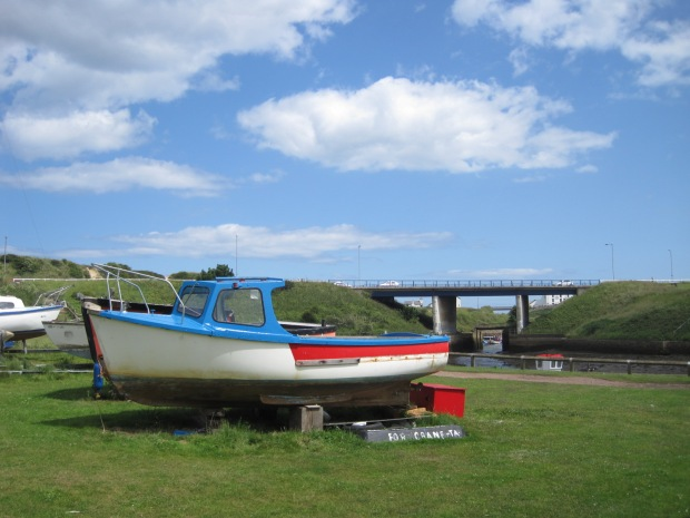 The harbour at Seaton Sluice