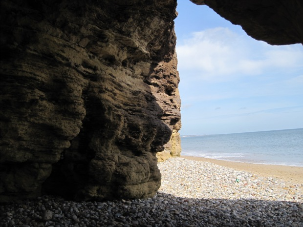 The outlook at Seaham Beach