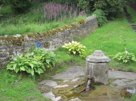 And 'Cuddy's Well'
