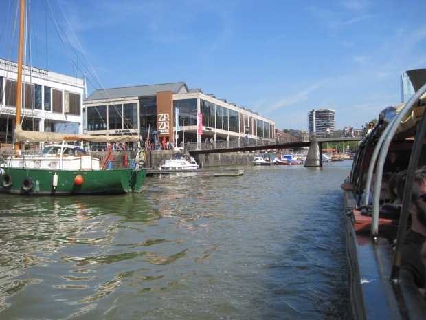 Harbourside in Bristol