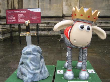'King Arthur of Lambelot and Excalibaaar'