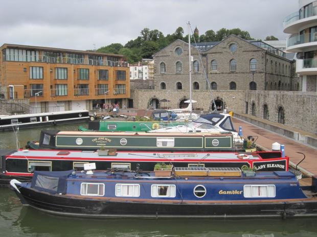 Life on a narrowboat?