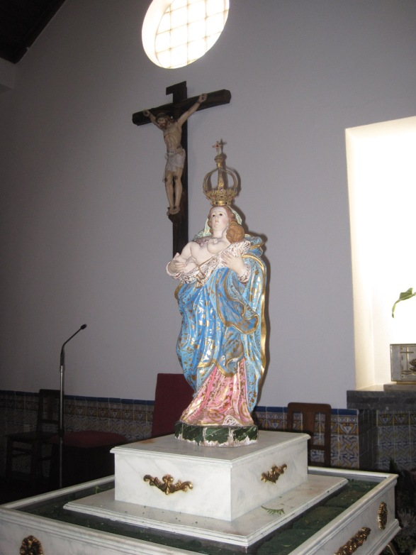 And a Madonna