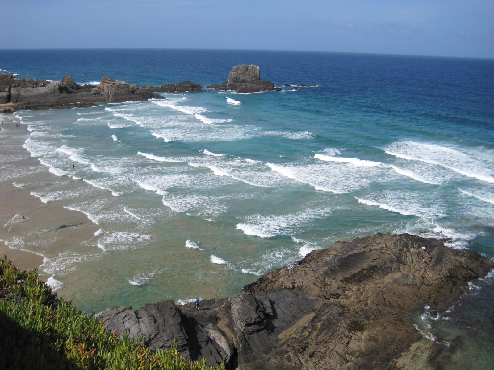 Zambueira do Mar in the Alentejo