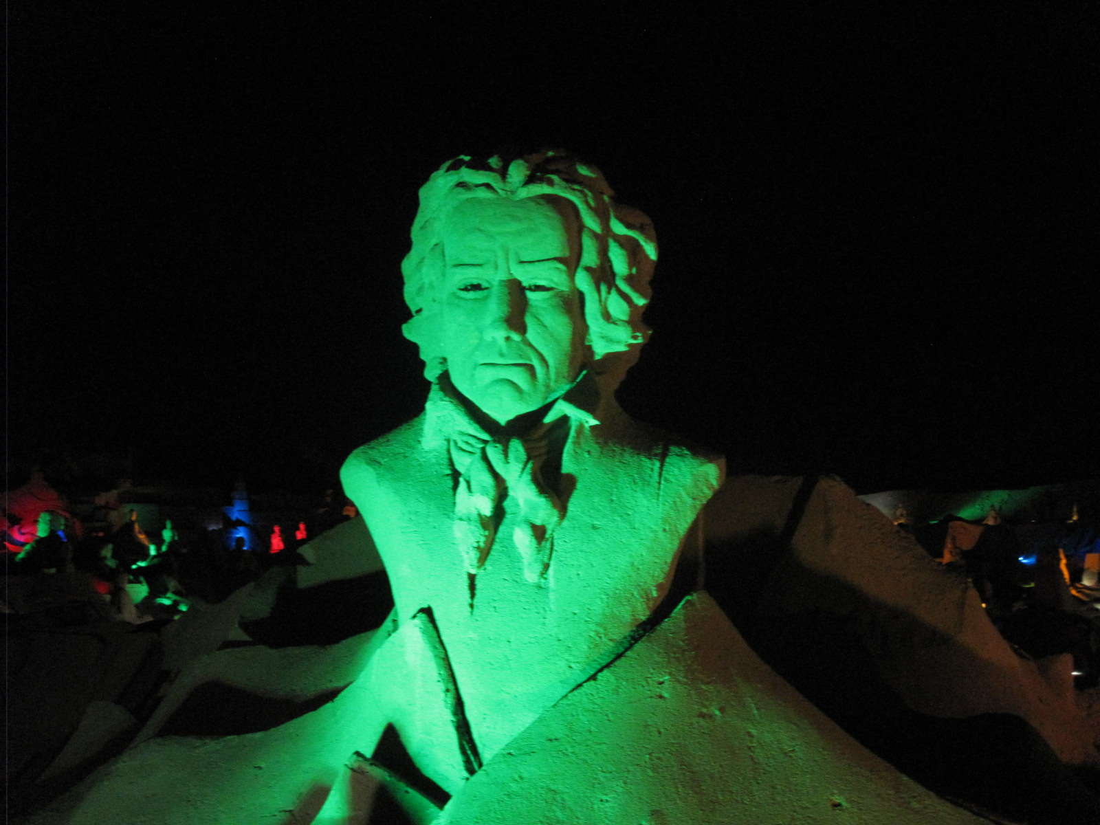 Adding colour to Beethoven at FIESA
