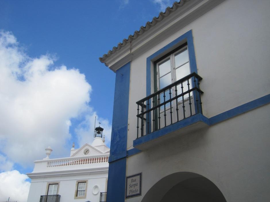 Rua Serpa Pinto in Odemira