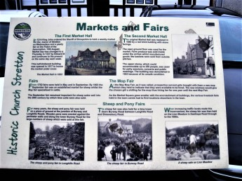 A history of the markets