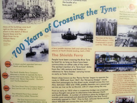 Jo's Monday walk : Crossing the Tyne | restlessjo