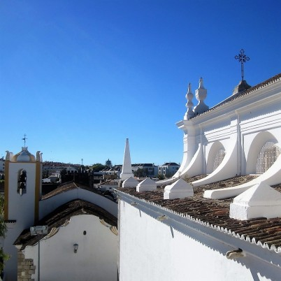 The view from the bell tower