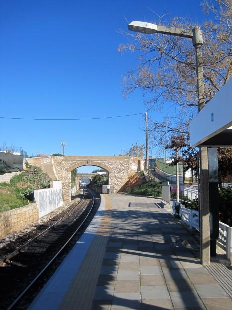Fuseta 'A' station