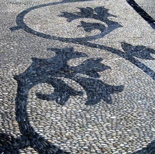 Cobbles in Jerez