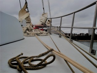 As we prepare to set sail