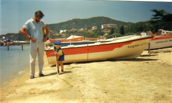Halkidiki, long years ago