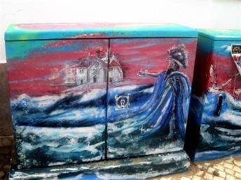 Street art in Castro Marim